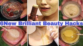6 Unseen Brilliant Beauty Hacks
