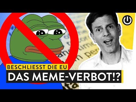 Das Ende der Memes? Die Folgen des neuen EU-Artikels 13   WALULIS