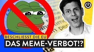 Das Ende der Memes? Die Folgen des neuen EU-Artikels 13 | WALULYSE