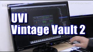 UVI Vintage Vault 2 Demo & Review