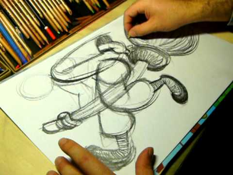 Come disegnare una befana how to draw a wich fairy for Befana disegno
