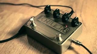 SolidGoldFX Formula 76 Bass Demo Feat. Louis Fernandez