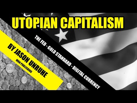 New Book 'Utopian Capitalism' Out Now