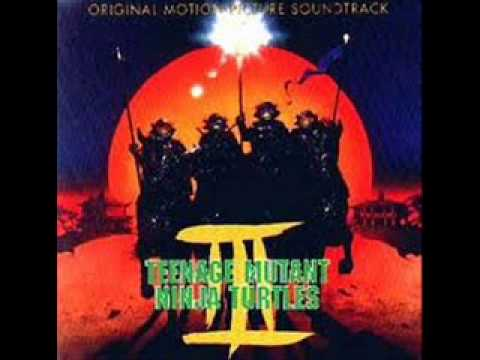 Teenage Mutant Ninja Turtles 3 1993 - 2011 Soundtrack