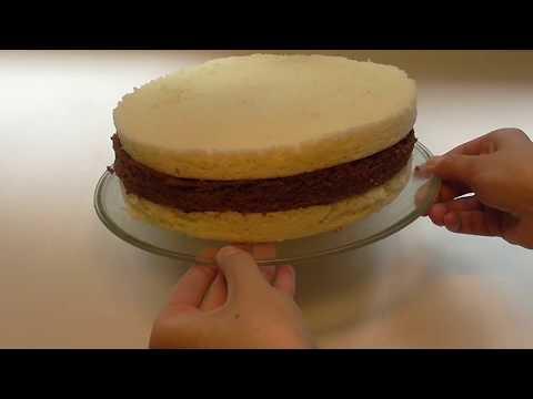 Как сделать бисквит в микроволновке