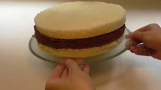 Бисквит в микроволновке! Торт в микроволновке