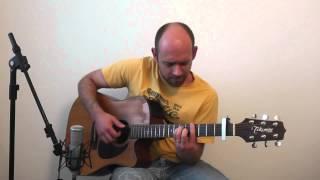 Layla (Eric Clapton) - Acoustic Guitar Solo Cover  (Violão Fingerstyle)