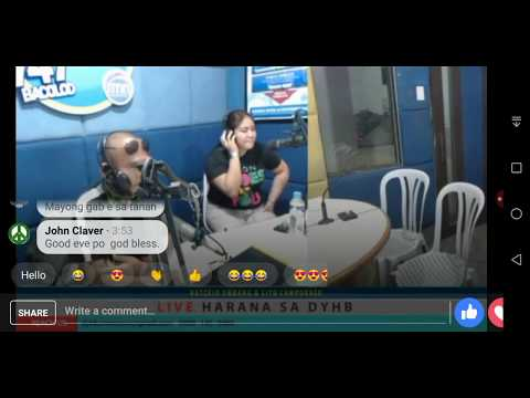 DYHB Harana with Maxine (I'll Be Over You by Toto)