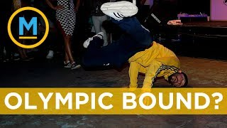 We might actually see break dancing and surfing as Olympic sports in 2024