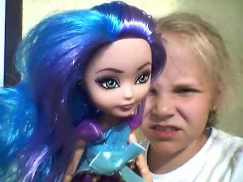 Мои куклы Эвер афтер хай😆