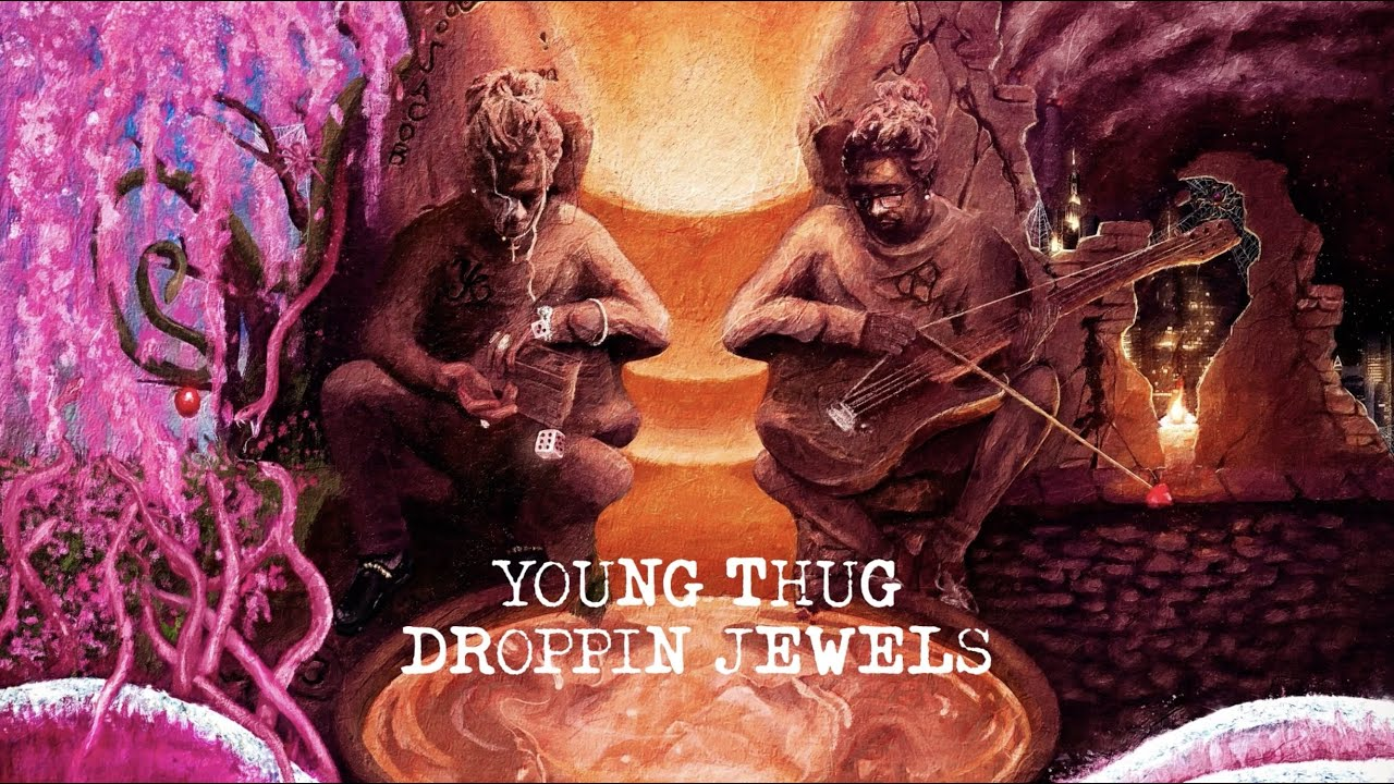 Young Thug - Droppin Jewels [Official Lyric Video]