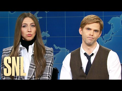 Weekend Update: Lowell Fitzroy and Janet Noonan on Cancel Culture - SNL