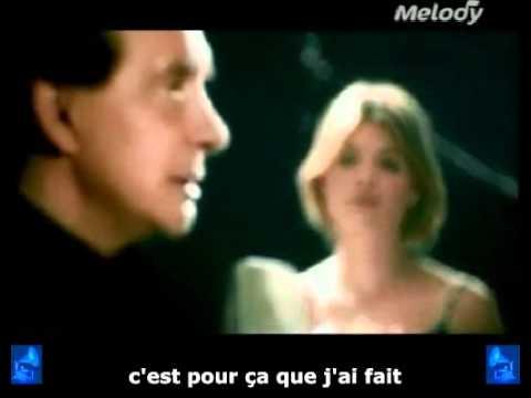 Michel Sardou - « Cette chanson-là » + sous-titres