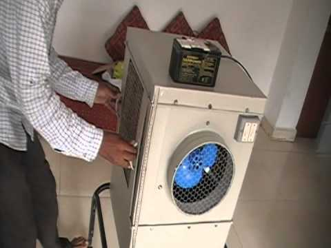 how to create small solar power for balcony