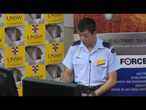 Why the RAAF needs Strategic Imagination  - PLTOFF Oliver Jiang