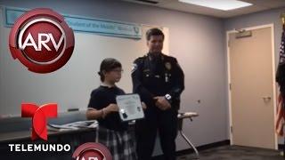Hija de Edgardo del Villar reconocida por la policía | Al Rojo Vivo | Telemundo
