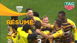 Stade de Reims - US Orléans (1-1 2 tab à 3) (CDL BKT 1/16 de finale) - Résumé / 2018-19