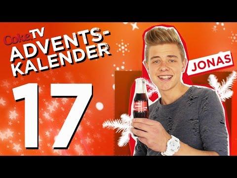 CokeTV Adventskalender: Türchen 17 mit Jonas | #CokeTVMoment