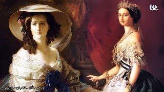 الأمبراطورة أوجينى    الفاتنة الفرنسية التى عشقها خديوي مصر وانشأ لها شارع الهرم !