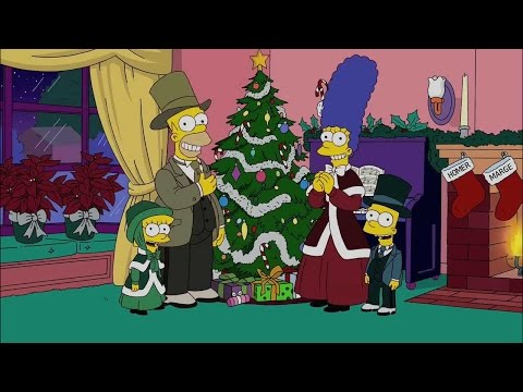 The Simpsons - The Twelve Days of Christmas
