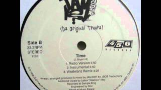 Jam D.O.T. - Time (Wastelandz Remix)