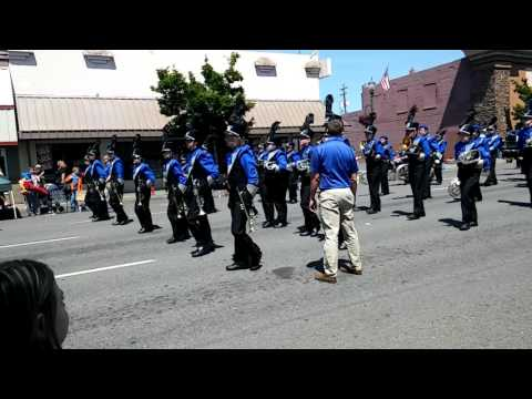 Grants Pass High School Marching Band