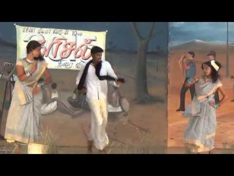 ஒத்தகல்லு மூக்குத்தி கிராமிய நடனம் -Tamil Folk Dance otha kallu mookuthi -