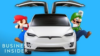 Why Video Games Are Moving From Consoles To Cars