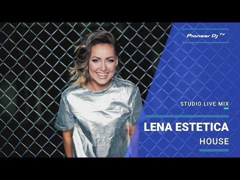 Lena Estetica /house/ @ Pioneer DJ TV   Moscow