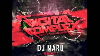 DJ Maru - Monkey (Original Mix)