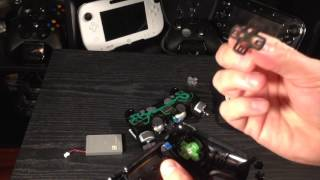 How to mod your Playstation 4 Controller Elite Style part 2