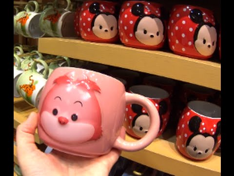 Coffee Mugs at the World of Disney Store [Summer 2016]