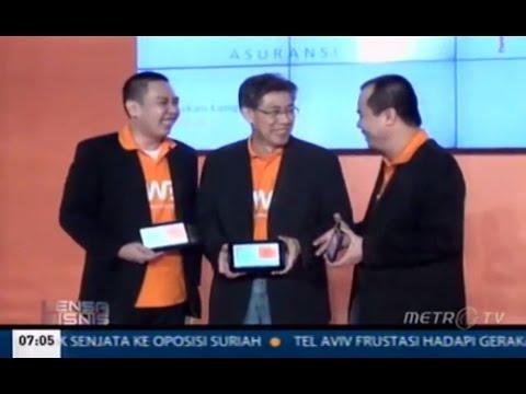 Liputan Konferensi Pers Peluncuran Perdana FWD Life Indonesia di MetroTV