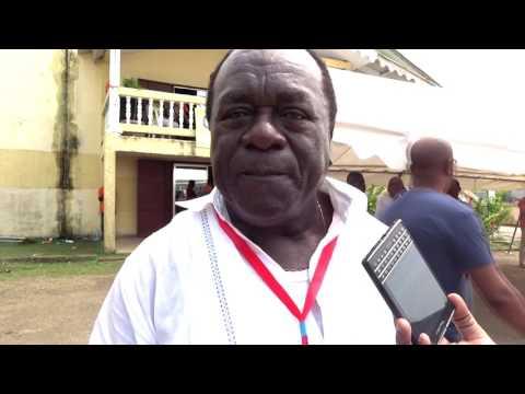 #Gabon : Réaction de Féfé Onanga suite à la sortie du ministre de l'Intérieur