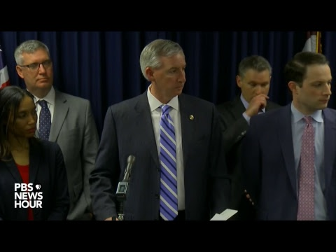 WATCH LIVE: District attorney speaks after Bill Cosby trial