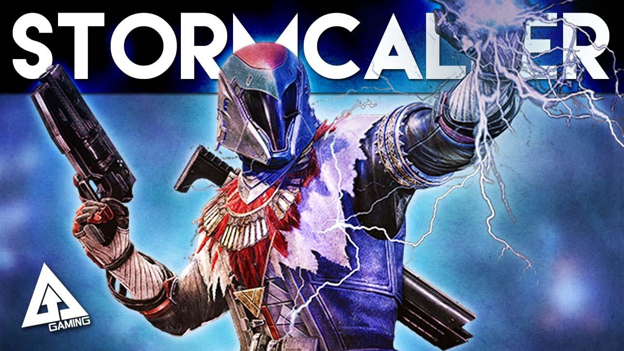 Destiny STORMCALLER Gameplay