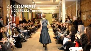 Comrad, fashion show, 20150323