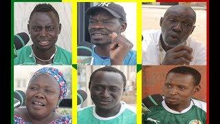 Sénégal vs Algérie: Les Sénégalais donnent le score du match