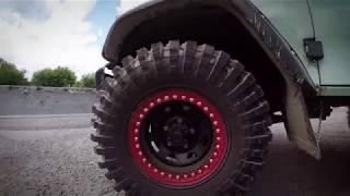 Прокачка для бездорожья Юбилейного УАЗ 469