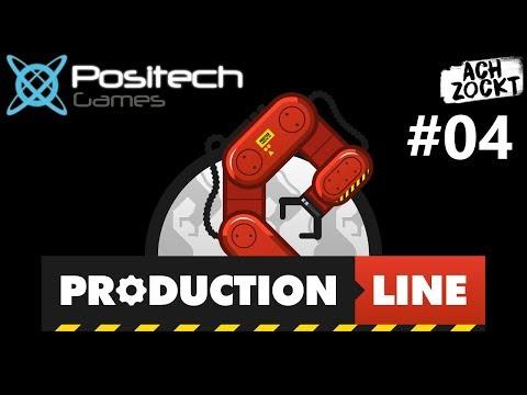 Let's Play Production Line #04 - Neues Update & Neue Auto Designs [Deutsch]