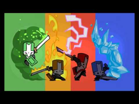 Castle Crashers OST - Corn/Catfish Boss