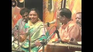 Vatapi Ganapathim Bhaje - Hamsadhwani : Sudha Raghunathan - M Balamuralikrishna - N Ravikiran (2010)