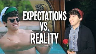 Expectations vs Reality Thumbnail