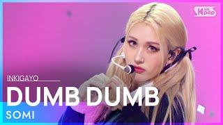 Download SOMI(전소미) - DUMB DUMB @인기가요 inkigayo 20210829