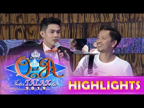 It's Showtime Miss Q and A: Kuya Escort Ion talks about his guesting in Magandang Buhay
