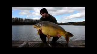 Cavagnac Lake Carp Fishing Marzo 2015