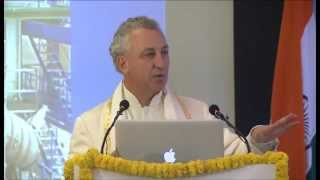 Maharaja Adhiraj Rajaraam - Keynote Address - Vedic India Conference