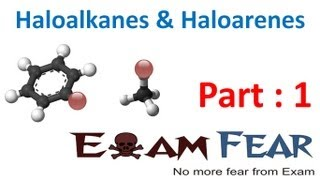 methods of prepration of haloalkanes