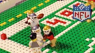 Video NFL: Dallas Cowboys @ San Francisco 49ers (Week 4, 2016) | Lego Game Highlights download MP3, 3GP, MP4, WEBM, AVI, FLV Oktober 2017