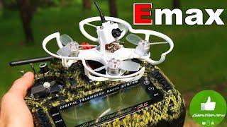 ✔ EMAX Babyhawk 85мм. Полеты и Вывод по Квадрокоптеру! Gearbest!